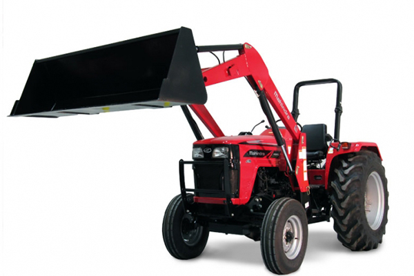 Mahindra 4550 2WD for sale at Grower's Equipment, South Florida