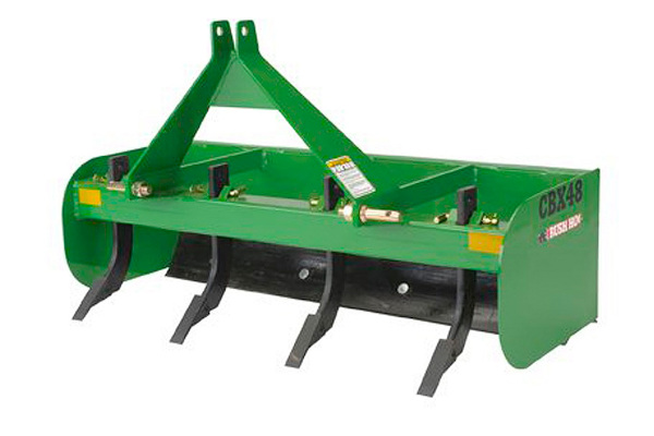 Bush Hog | Compact Box Blades | Model CBX48 for sale at Grower's Equipment, South Florida