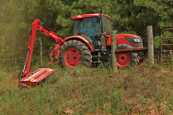 Bush Hog | Boom Mowers | Forward Reach Rear Mounted Boom Mowers for sale at Grower's Equipment, South Florida