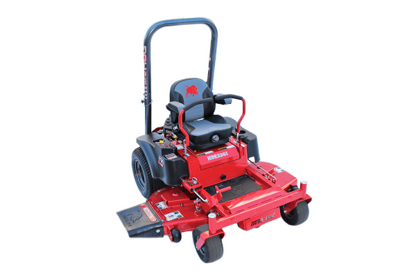 Bush Hog | HDE-3 Heavy-Duty Homeowner Series Zero-Turn Mower | Model HDE2555KP3 for sale at Grower's Equipment, South Florida