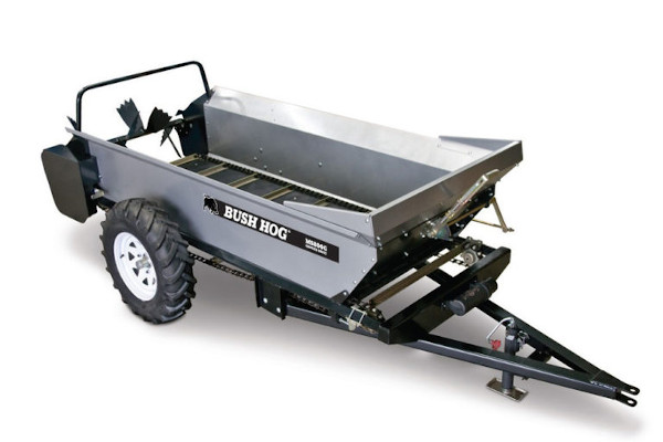 Bush Hog | Spreaders | MS800G Manure Spreader for sale at Grower's Equipment, South Florida