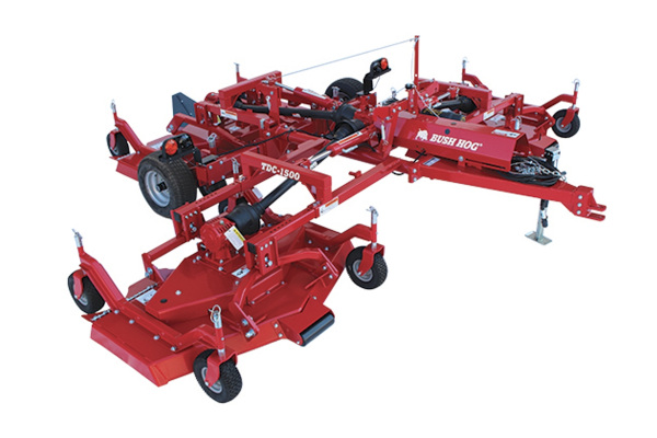 Bush Hog | Zero-Turn & Finishing Mowers | Tri-Decks for sale at Grower's Equipment, South Florida