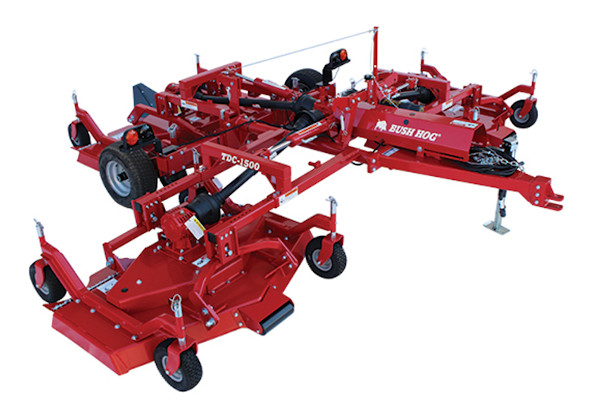 Bush Hog TDC-1500 for sale at Grower's Equipment, South Florida