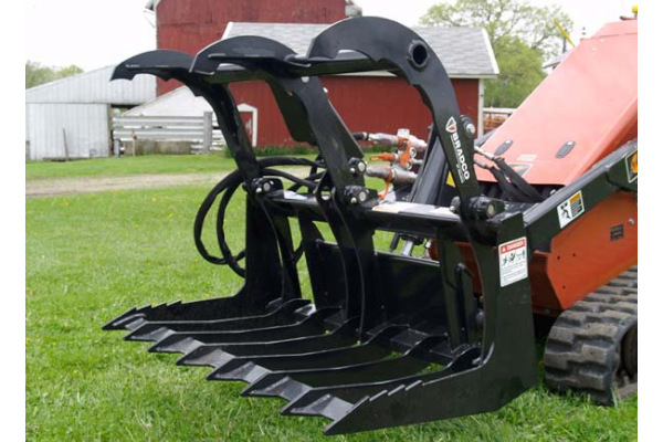 Paladin | Bradco | Brush Grapple, Mini for sale at Grower's Equipment, South Florida