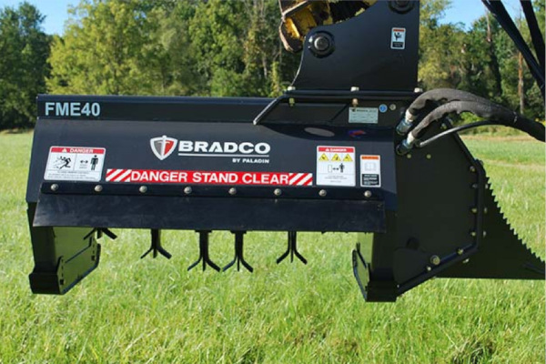 Paladin | Bradco | Flail Mower for sale at Grower's Equipment, South Florida