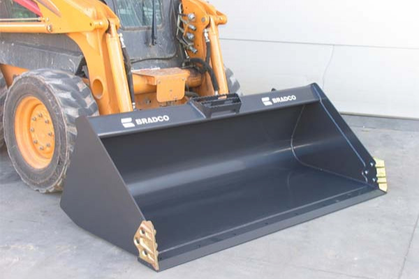 Paladin | Bradco | High-Capacity, Heavy-Duty Buckets for sale at Grower's Equipment, South Florida