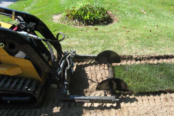 Paladin | Bradco | Sod Roller, Mini for sale at Grower's Equipment, South Florida
