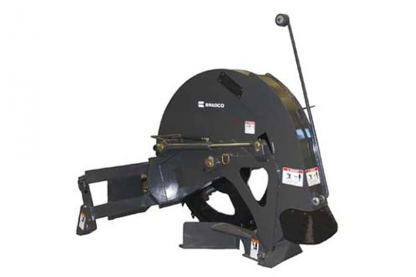 Paladin | Bradco | Rock Saw for sale at Grower's Equipment, South Florida
