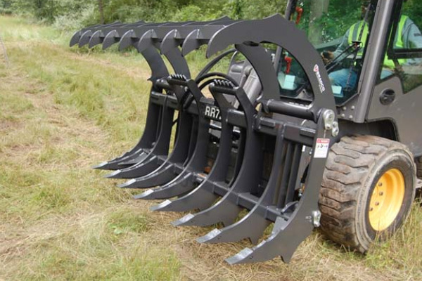 Paladin | Bradco | Root Rake for sale at Grower's Equipment, South Florida