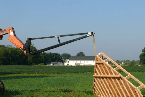 Paladin | Bradco | Truss Booms for sale at Grower's Equipment, South Florida