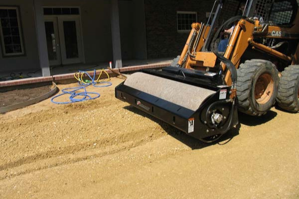 Paladin | Bradco | Vibratory Roller for sale at Grower's Equipment, South Florida