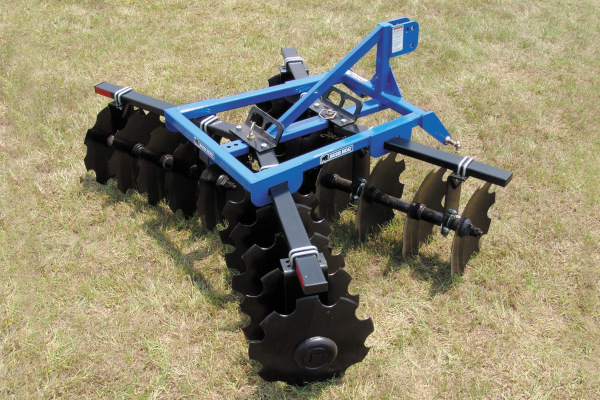 Bush Hog | 1D Series Lift Disc Harrows | Model 1D60 for sale at Grower's Equipment, South Florida