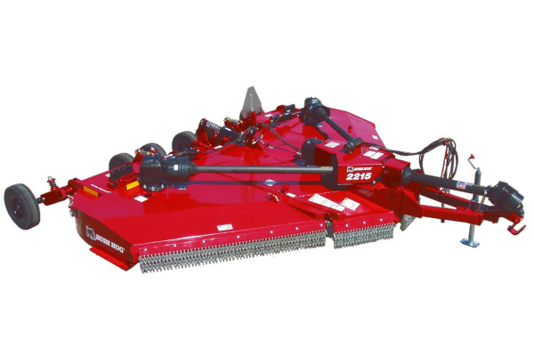 Bush Hog | Flex-Wing Rotary Cutters | 2215 Flex Wing Rotary Cutter for sale at Grower's Equipment, South Florida