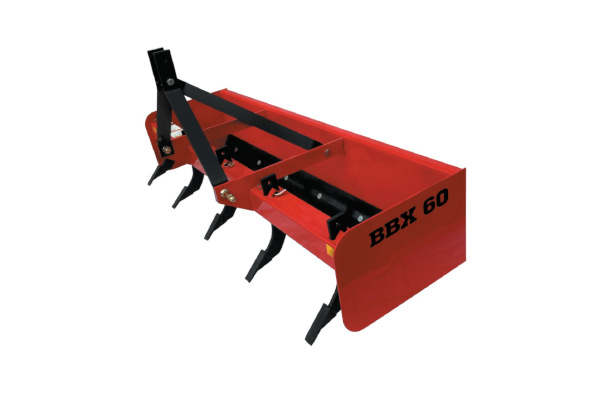 Bush Hog | BBX Series Light Duty Box Blades | Model BBX60 for sale at Grower's Equipment, South Florida