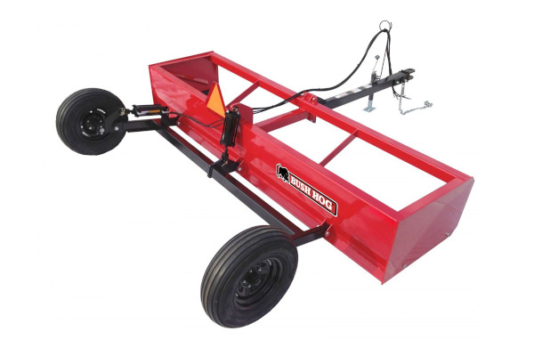 Bush Hog | Pull Dirt Scrapers | Model DSP8 for sale at Grower's Equipment, South Florida