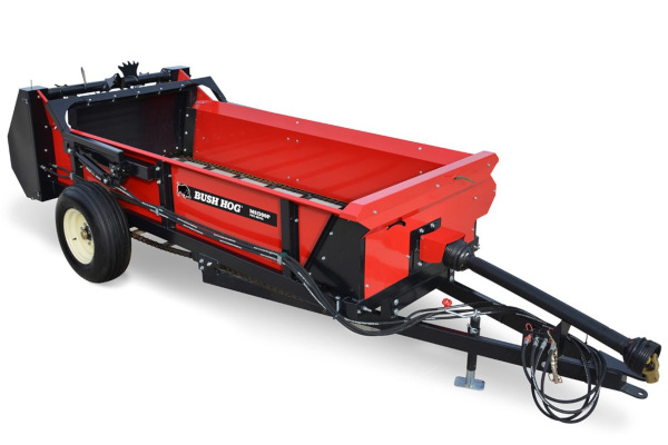 Bush Hog MS1300P PTO Driven Manure Spreader for sale at Grower's Equipment, South Florida