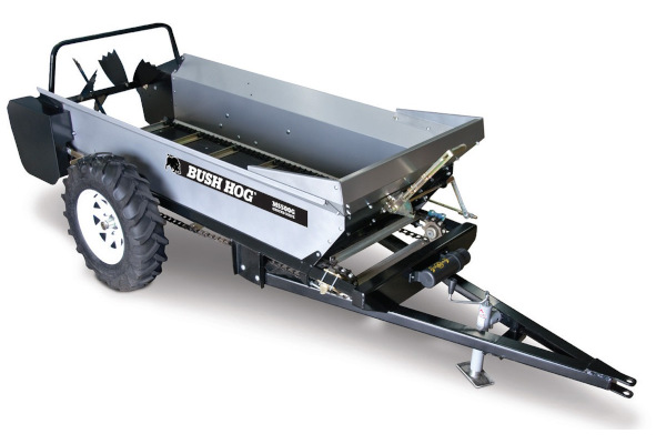 Bush Hog | Spreaders | MS500G Ground Driven Manure Spreader for sale at Grower's Equipment, South Florida