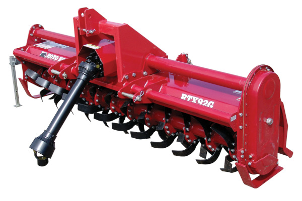 Bush Hog | Tillers | RTX Series Rotary Tillers for sale at Grower's Equipment, South Florida