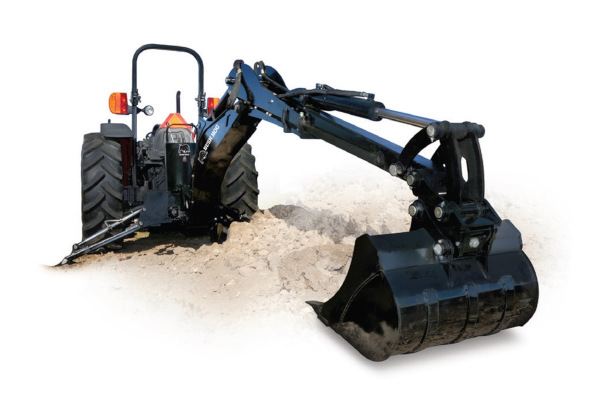 Bush Hog | Backhoes | Model XD95EL Backhoe for sale at Grower's Equipment, South Florida