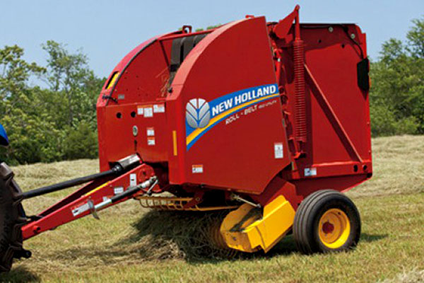 New Holland AG | Roll-Belt Round Balers | Model Roll-Belt 450 Utility for sale at Grower's Equipment, South Florida