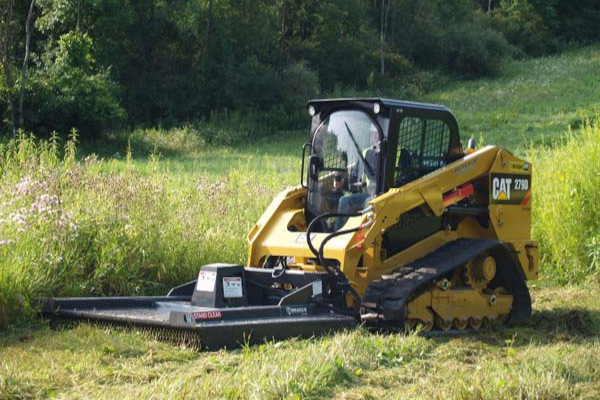 Paladin | Bradco | Ground Shark™ SD SS Brush Cutter for sale at Grower's Equipment, South Florida