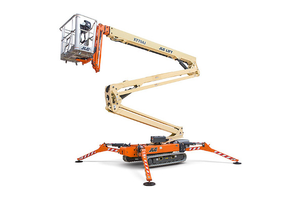 JLG | Electric & Hybrid Boom Lifts | Compact Crawler Booms for sale at Grower's Equipment, South Florida