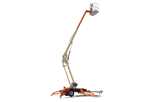 JLG | Tow-Pro Boom Lifts | Model T350 for sale at Grower's Equipment, South Florida