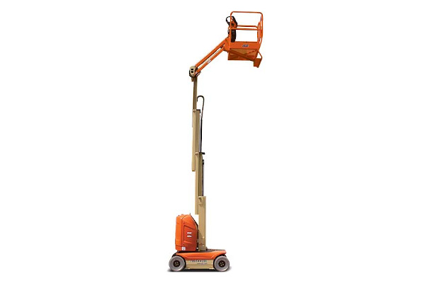 JLG | Electric & Hybrid Boom Lifts | Toucan Mast Boom Lifts for sale at Grower's Equipment, South Florida