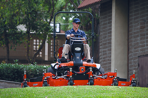 Kubota | Mowers | Front Mount Mowers for sale at Grower's Equipment, South Florida