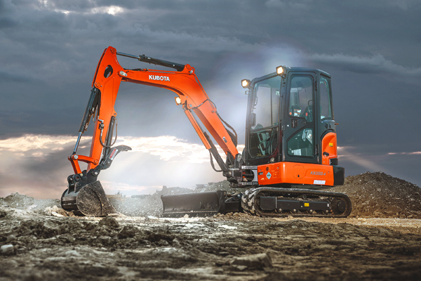 Kubota | Compact Excavators | K Series for sale at Grower's Equipment, South Florida