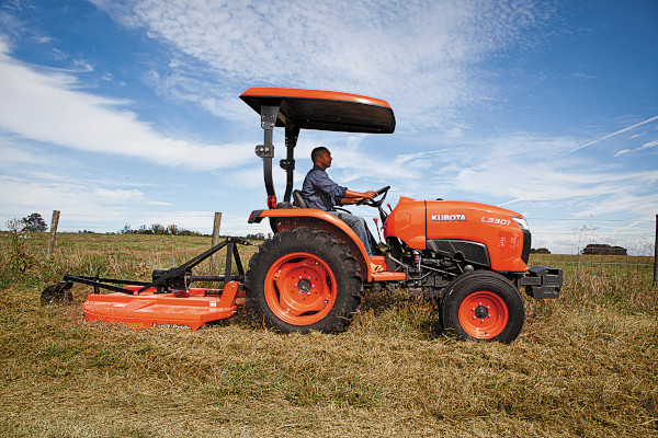 Kubota L3301 for sale at Grower's Equipment, South Florida