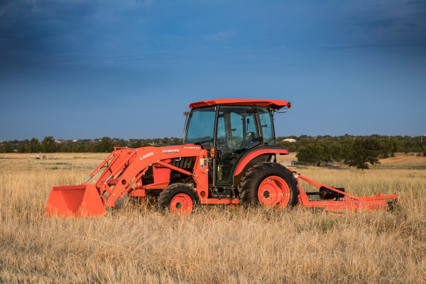 Kubota L3560HSTC LIMITED EDITION for sale at Grower's Equipment, South Florida