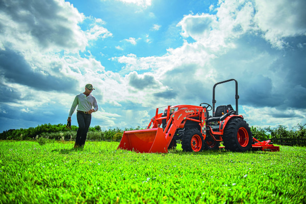 Kubota LX2610SU for sale at Grower's Equipment, South Florida