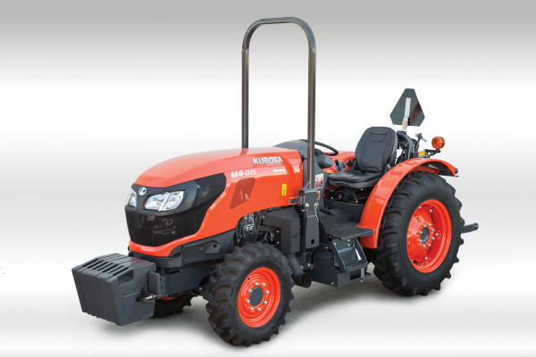 Kubota M4N for sale at Grower's Equipment, South Florida