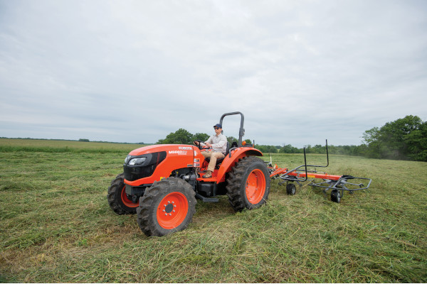Kubota | M5660SU | Model M5660SUH for sale at Grower's Equipment, South Florida