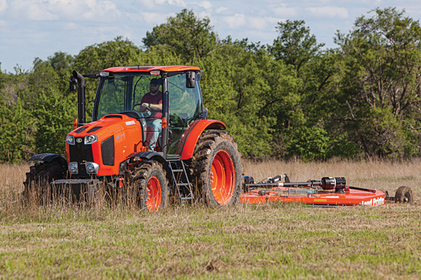 Kubota | Utility Tractors | M6 Series for sale at Grower's Equipment, South Florida