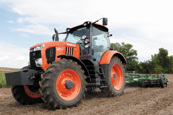 Kubota M7-151 for sale at Grower's Equipment, South Florida