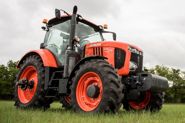 Kubota | M7 Series Gen 2 | Model M7-172 for sale at Grower's Equipment, South Florida