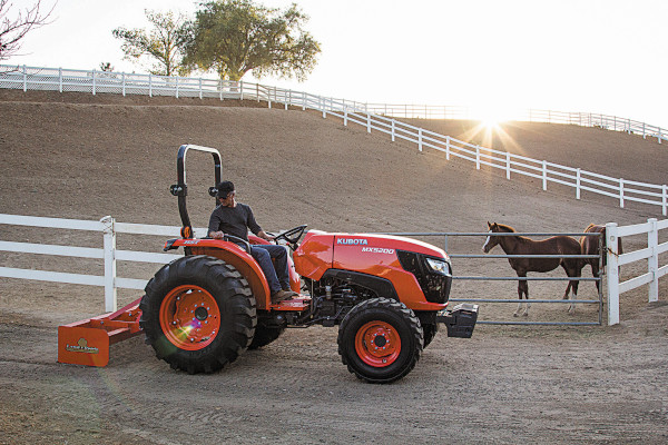 Kubota | MX Series | Model MX5200 (Prior) for sale at Grower's Equipment, South Florida