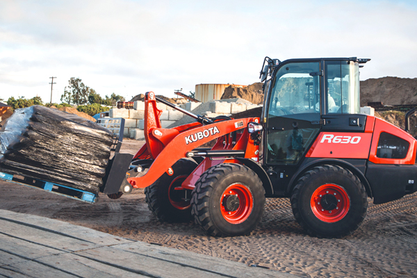 Kubota | Construction Equipment | Wheel Loaders for sale at Grower's Equipment, South Florida