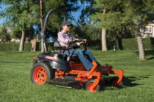 Kubota | Zero-Turn Mowers | Z400 Series for sale at Grower's Equipment, South Florida