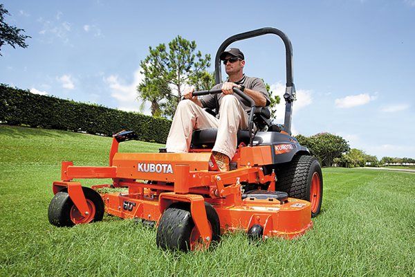 Kubota | Zero-Turn Mowers | Z700 Series for sale at Grower's Equipment, South Florida