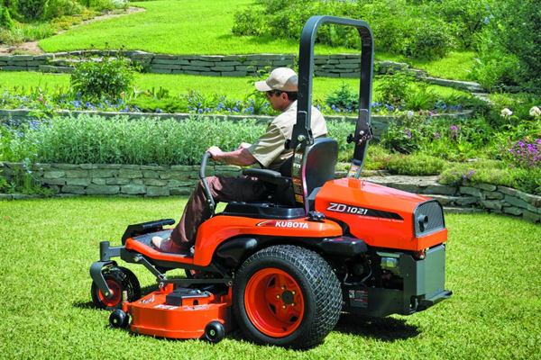 Kubota | Zero-Turn Mowers | ZD1000 Series for sale at Grower's Equipment, South Florida