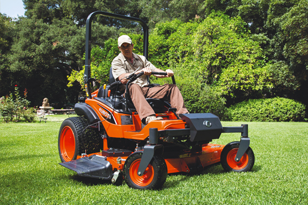 Kubota | Zero-Turn Mowers | ZD1200 Series for sale at Grower's Equipment, South Florida