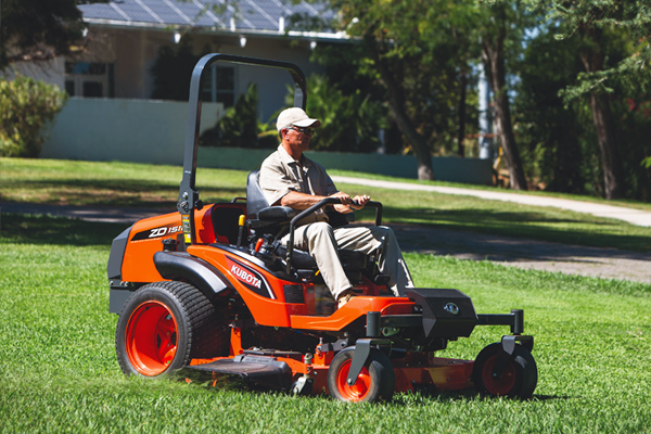 Kubota | Zero-Turn Mowers | ZD1500 Series for sale at Grower's Equipment, South Florida