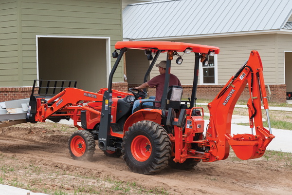 Kubota | TLB Series | Model B26 for sale at Grower's Equipment, South Florida