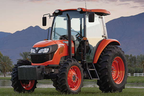Kubota M7060 for sale at Grower's Equipment, South Florida