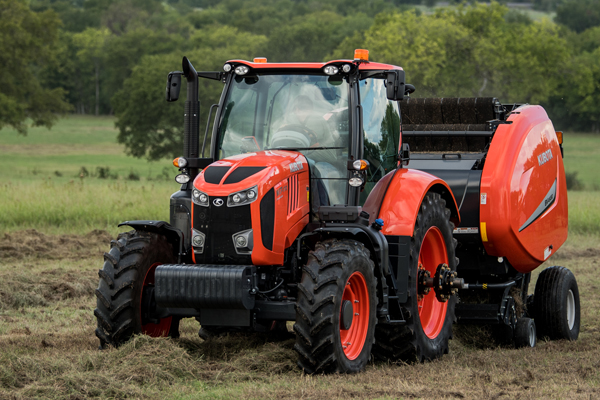 Kubota | M7 Series Gen 2 | Model M7-132 for sale at Grower's Equipment, South Florida