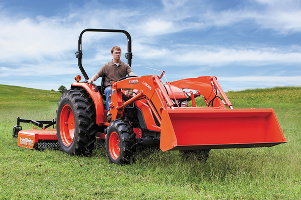 Kubota | MX Series | Model MX5800 (Prior) for sale at Grower's Equipment, South Florida