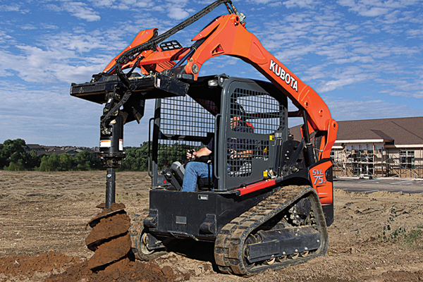 Kubota | SVL Series | Model SVL75-2 for sale at Grower's Equipment, South Florida